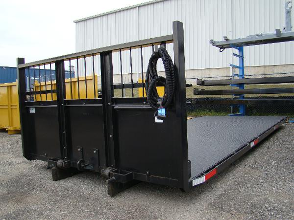 1900 On-Trux Flatdeck